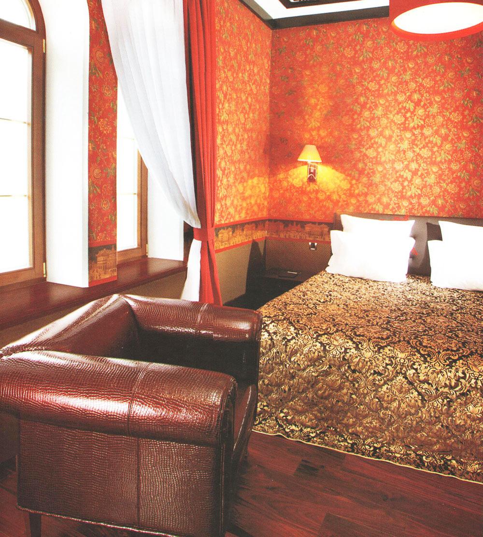 Mahagony-interior